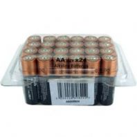 Duracell AA Batteries - Tub Of  24